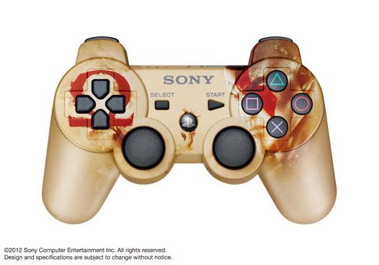 Коллекционный контроллер «God of War: Восхождение»