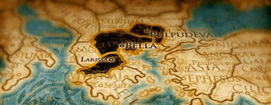 Македонцы – одна из игровых фракций Total War: Rome II