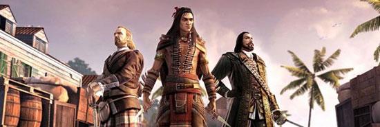 Детали дополнения Battle Hardened для Assassin's Creed 3