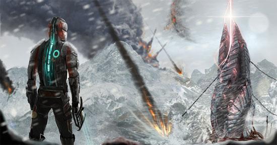 Анонсировано первое дополнение для Dead Space 3