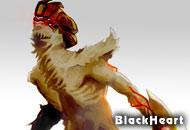Работа пользователя BlackHeart