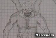 Работа пользователя Mercenary