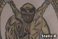 Работа пользователя Static-X