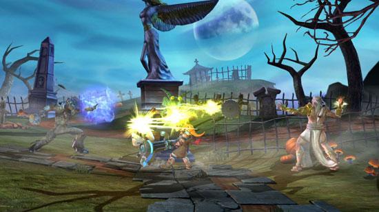Айзек Кларк и Зевс пополнили ряды бойцов PlayStation All-Stars: Battle Royale.