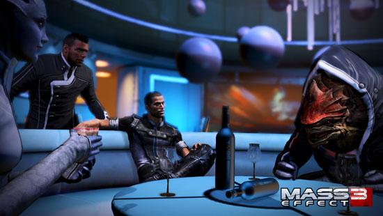 Два последних DLC для Mass Effect 3