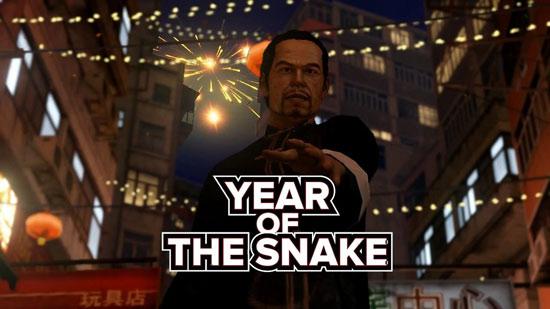 Year of the Snake DLC объявлен официально