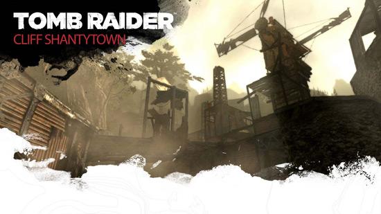 Caves & Cliffs – многопользовательское DLC к Tomb Raider