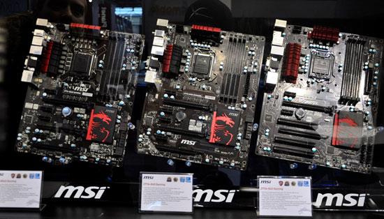 Z77A-GD65 Gaming, Z77A-G45 Gaming и Z77A-G43 Gaming