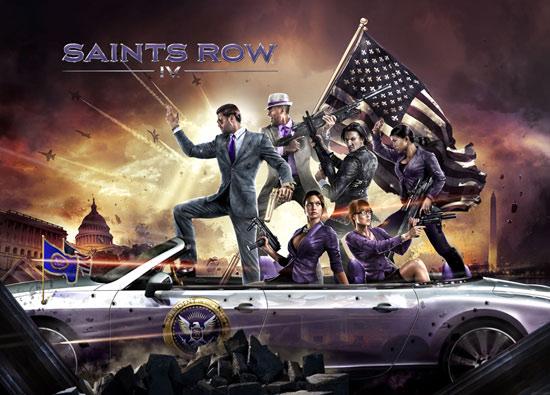 Первые детали Saints Row IV