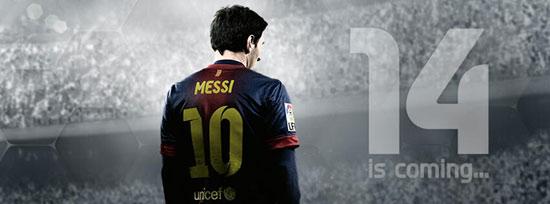 Скоро будет официальный анонс FIFA 14