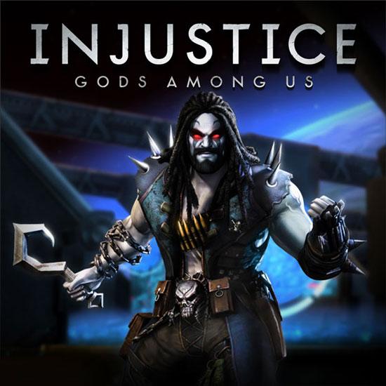 Первым DLC персонажем в Injustice станет Lobo