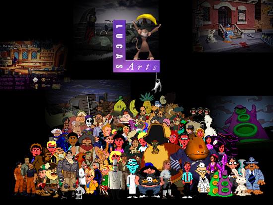 Игровое издательство LucasArts закрыто