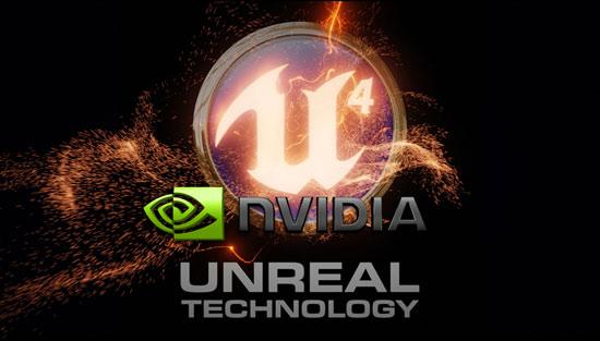 NVIDIA будет использовать UE4 для презентаций