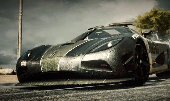 Тизер новой Need For Speed