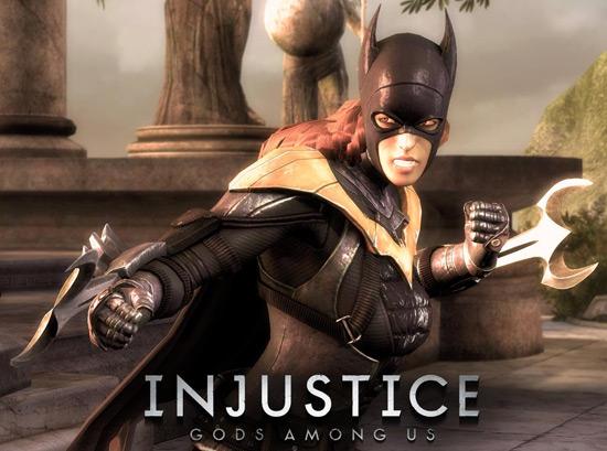 Batgirl посетит Injustice