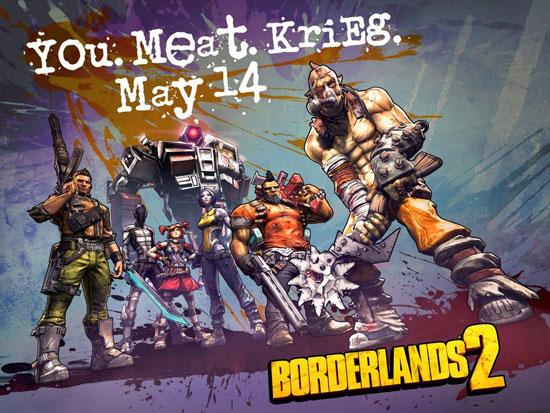 Borderlands 2 - новый персонаж Крэйг станет доступен уже скоро