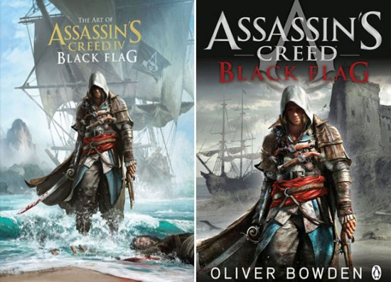 Assassin's Creed 4: Black Flag Books