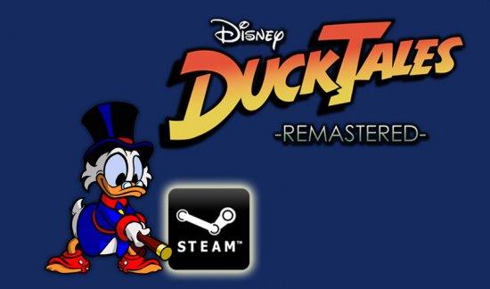 Релиз DuckTales Remastered подтвержден для ПК