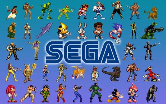 Список игр SEGA на E3