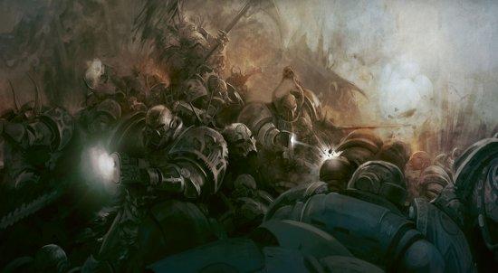 Анонсирована ММО в сеттинге Warhammer 40,000
