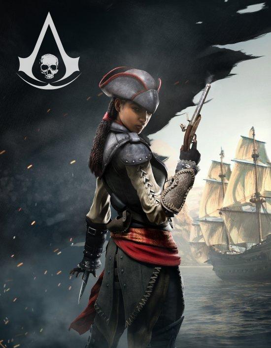 Авелин в Assassin's Creed 4: Black Flag