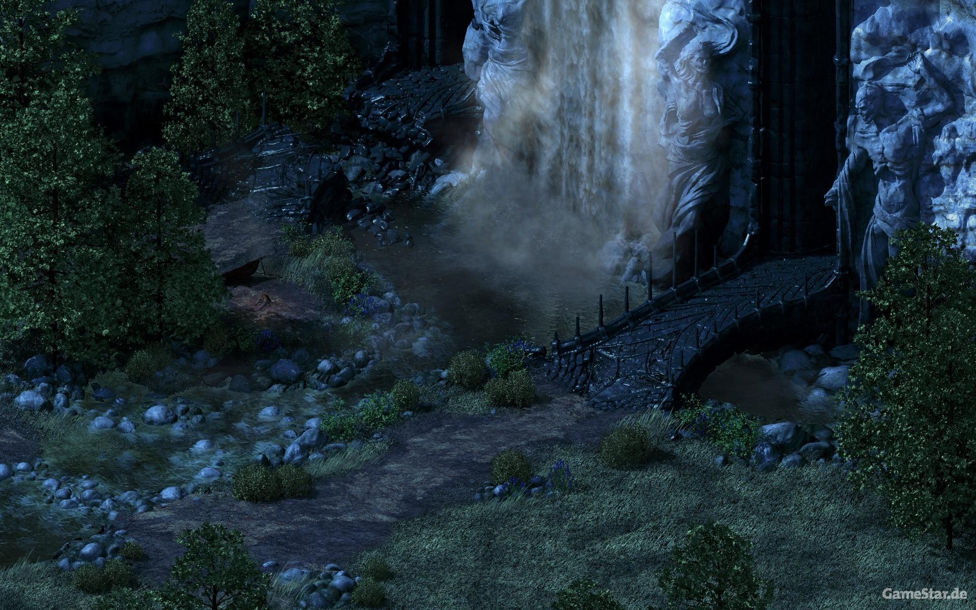 Project Eternity новые скриншоты