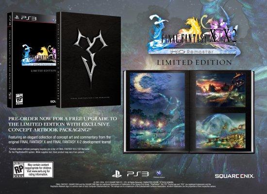Final Fantasy X/X-2 HD Limited Edition