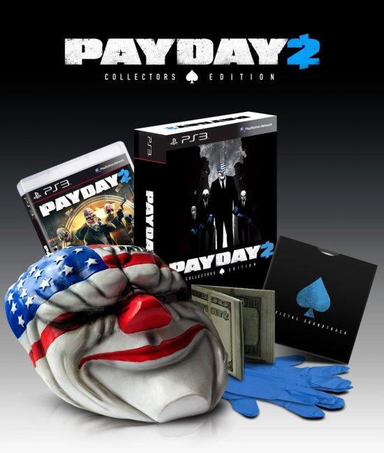 Коллекционное издание PayDay 2