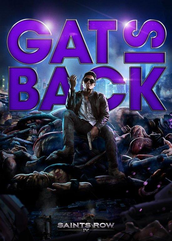 Saints Row 4 – Джонни Гэт возвращается
