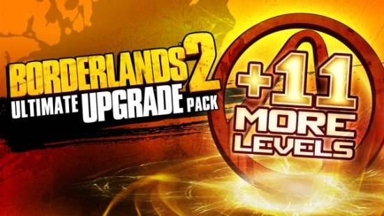 Borderlands 2 Ultimate Vault Hunter Upgrade Pack 2