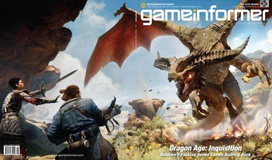 Статья по Dragon Age: Inquisition скоро в Game Informer