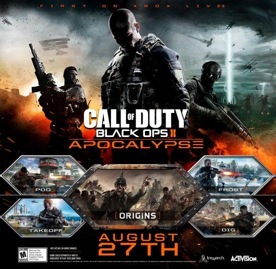 Black Ops 2: Apocalypse