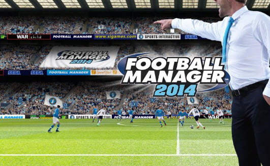 Анонс Football Manager 2014