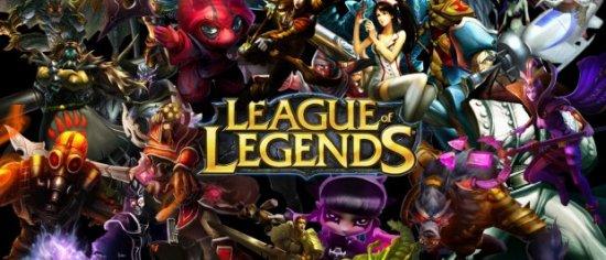 Турнир по League of Legends на Игромире 2013