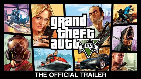 Новый трейлер GTA V уже скоро