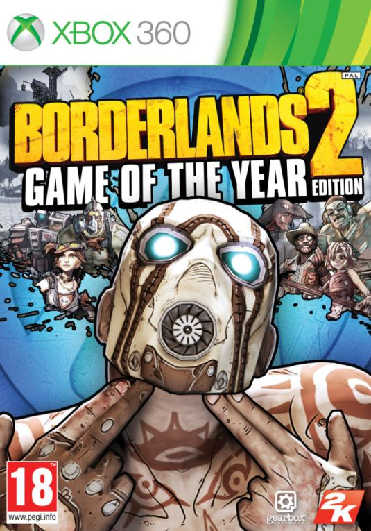 Borderlands 2 GOTY Edition