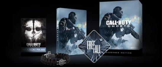 Подробности российских изданий Call of Duty: Ghosts