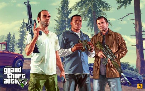 Grand Theft Auto V продано на $800 миллионов за 24 часа