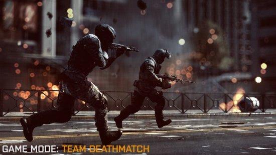 Подробнее о многопользовательских режимах Battlefield 4