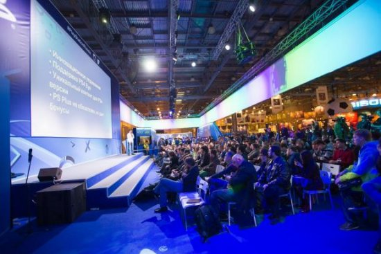 Sony Computer Entertainment приняла участие в «ИгроМире 2013»