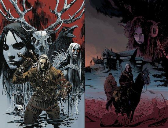Комикс по Ведьмаку от Dark Horse официально анонсирован