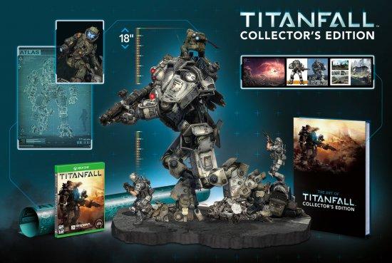 Коллекционное издание Titanfall