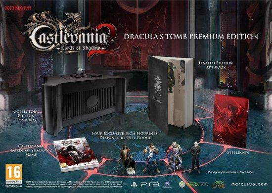 Dracula's Tomb Premium Edition