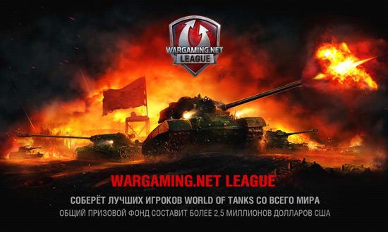 Последний этап российской Wargaming.net League стартует 8 ноября
