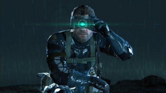 Metal Gear Solid V: Ground Zeroes выйдет весной 2014