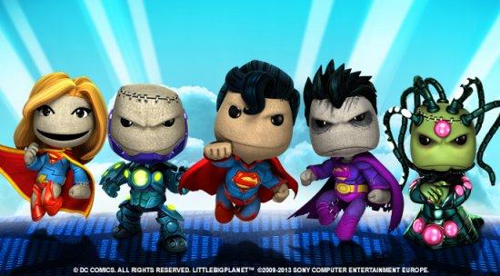 DC Comics Costume Pack
