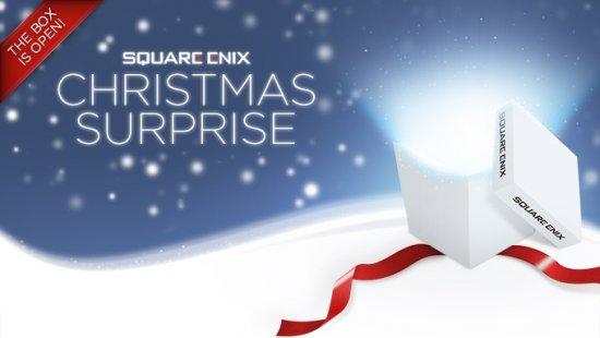 Square Enix открыла Рождественскую коробку