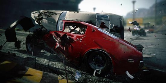 Next Car Game уже в раннем доступе