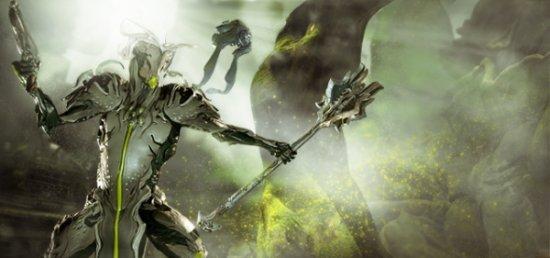 Обновление 11.5 для Warframe на Playstation 4