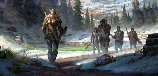 The Elder Scrolls Online на PS4 не будет требовать PS Plus подписки